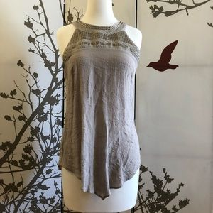 🎈3 for $12🎈 AGB taupe tank